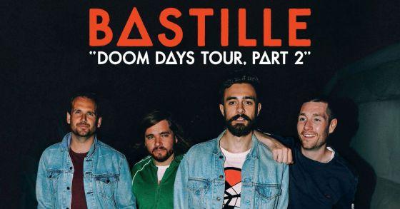 Best Doom Albums 2020 Bastille to bring The Doom Days Tour, Part 2 to New Zealand in