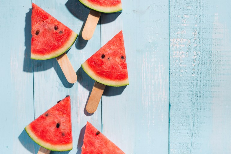 10 Hydrating foods to add to your diet this summer