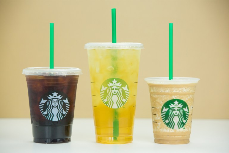 10 iced Starbucks drinks under 100 calories