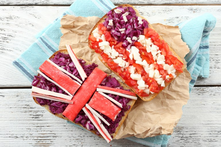 14 foods that have different names in the UK and US