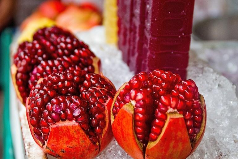 17 fruits and vegetables in seasonin December_