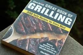 A cookbook to get you fired up about grilling - Char-Broil cookbook