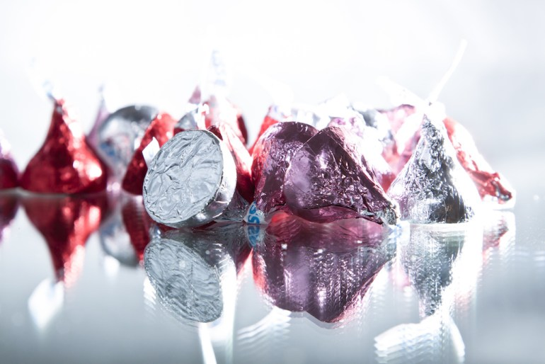 A short but sweet history of Hershey's kisses