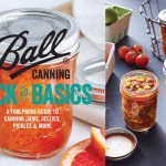 Book Review: canning goes back to basics for beginners by Everybody Craves