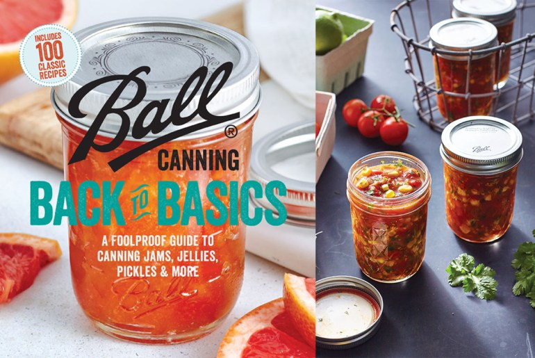 Book Review: Canning goes Back to Basics for beginners