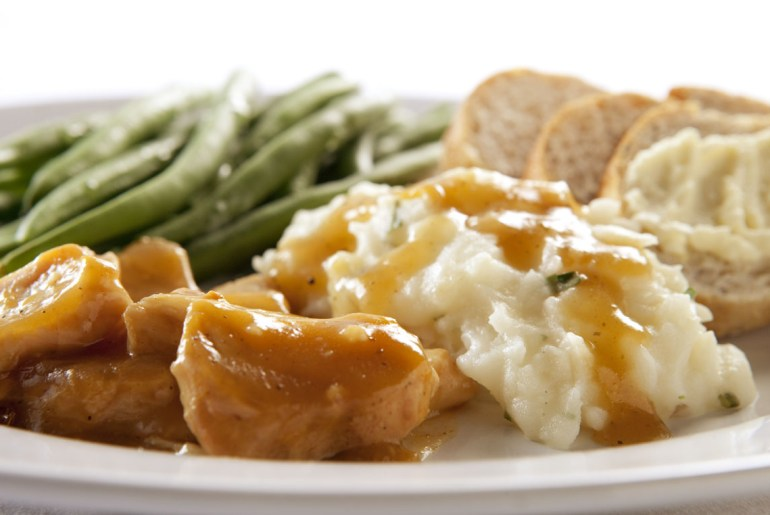 Celebrity chefs give tips on making the perfect thanksgiving or holiday gravy.