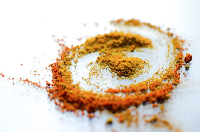 Foods you should never freeze_dried_spices