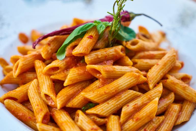 Foods you should never freeze_pasta