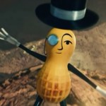 Gone but nut forgotten: Mr. Peanut dies noble yet shocking death in new Super Bowl commercial
