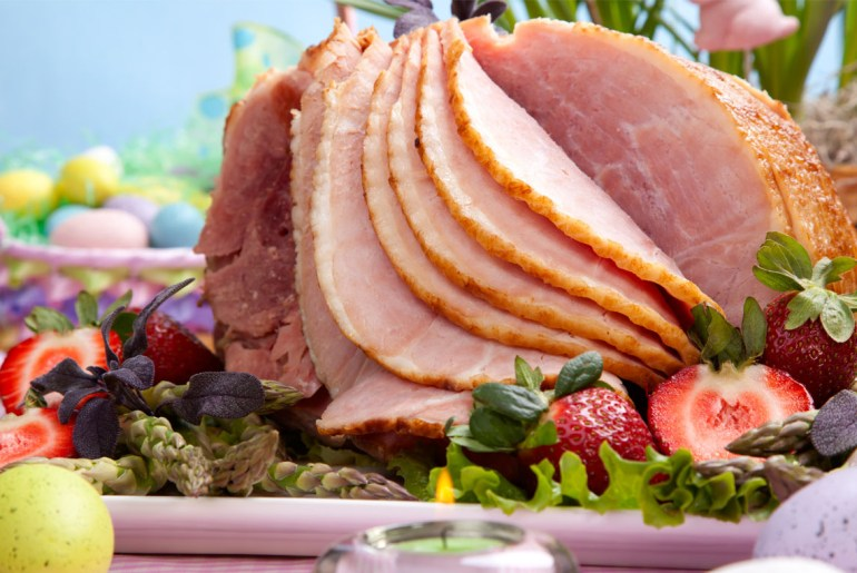Here's what to do with all that leftover ham