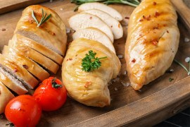 How long to cook chicken breast