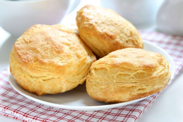 Biscuits-How to make a buttermilk substitute at home