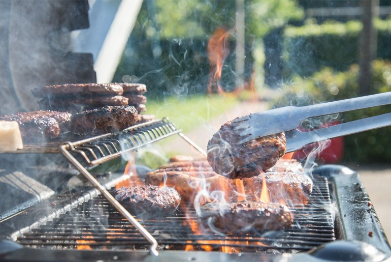 Kick off grilling season with proper food safety