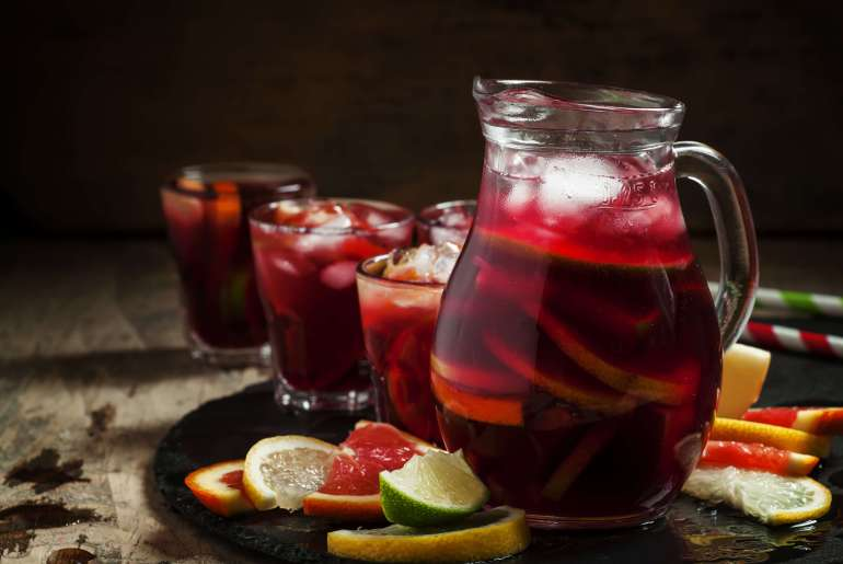 National Sangria Day, Wine not?