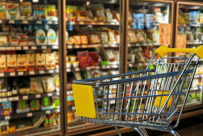 Supermarket psychology means you'll spend more per visit