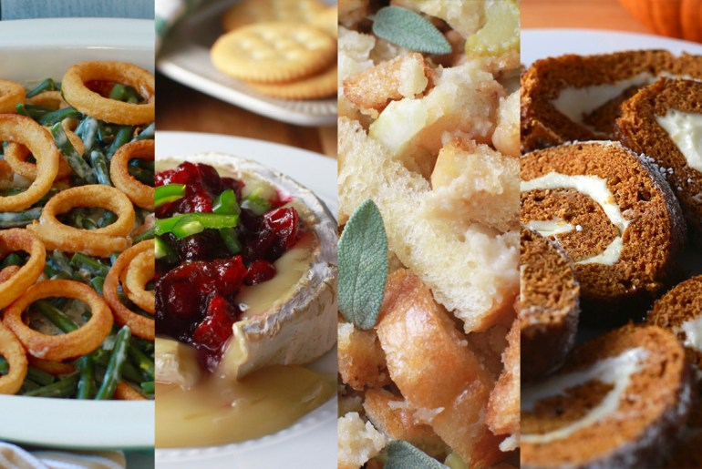Thanksgiving recipes you don't want to miss