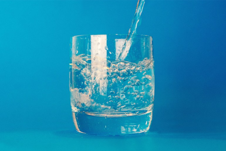 This is what would happen if you stopped drinking water