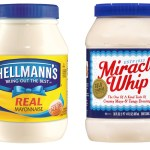 What's the difference between mayonnaise and miracle whip?