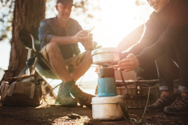 Planning your food for outdoor adventures by Everybody Craves
