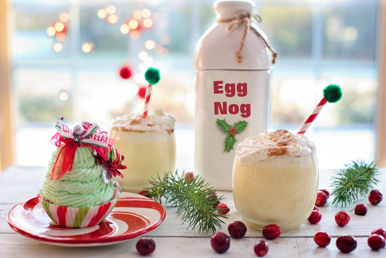 15 holiday recipes to make with eggnog, beyond the glass