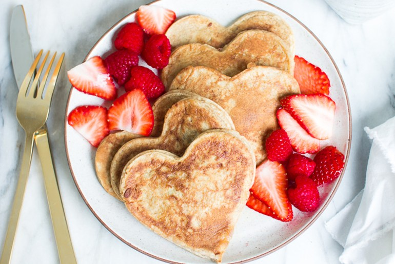 Serve your valentine breakfast in bed with these romantic recipes by Everybody Craves