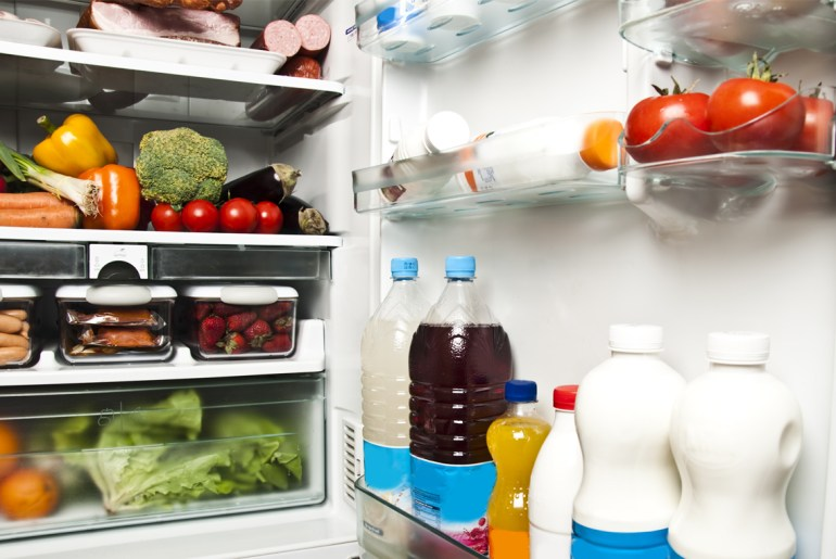 Keep milk out of the fridge door, and other storage tips
