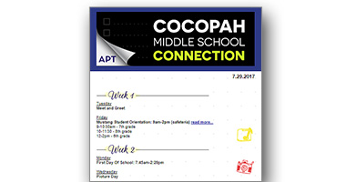 Cocopah Email Newsletters