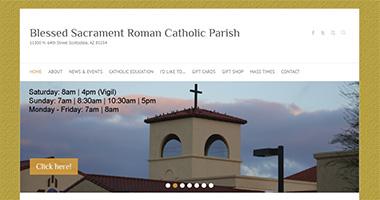 Blessed Sacrament Roman Catholic Parish