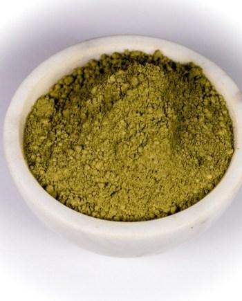 Green Malay Powder