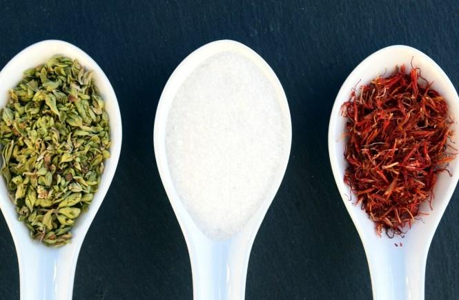 food science spices ingredients