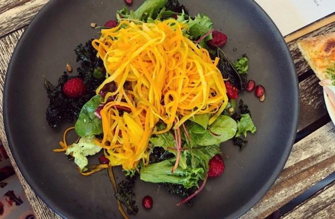 healthy salad vitamins minerals