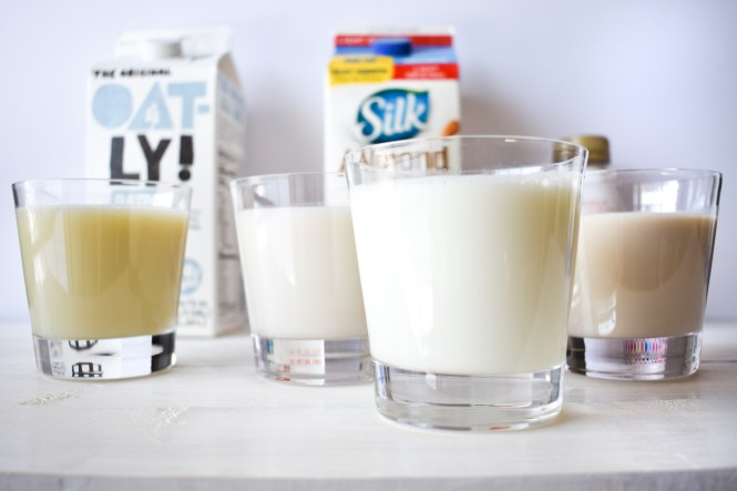 dairy alternatives versus milk