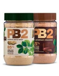 (Almost) Fat Free Peanut Butter