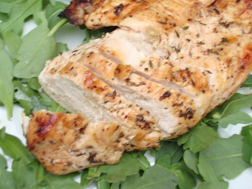 Lemon Herb Chicken |Craving Something Healthy