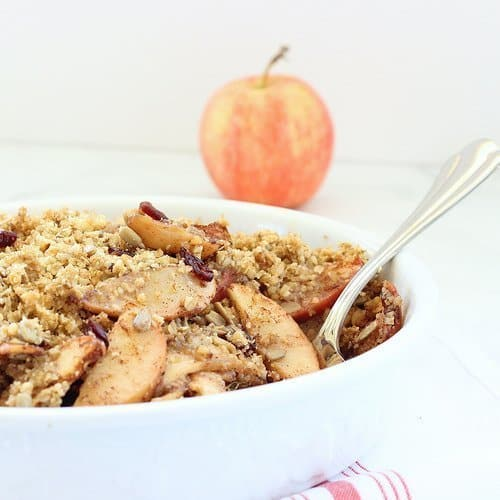 Easy as Pie Baked Apples|Craving Something Healthy