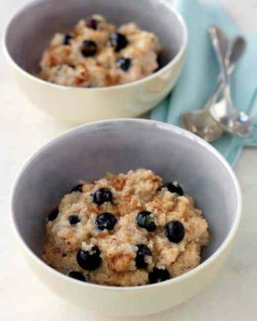 Breakfast Quinoa|Martha Stewart