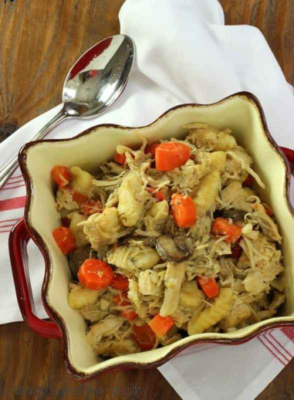 Light Chicken Mushroom Stew|Craving Something Healthy