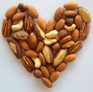 I'm Nuts For a Healthy Heart!