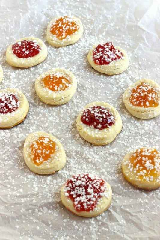 Polish Kolachke Cookies|Craving Something Healthy