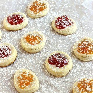 Polish Kolachki Cookies {Recipe ReDux)