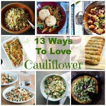 13 Ways to Love Cauliflower