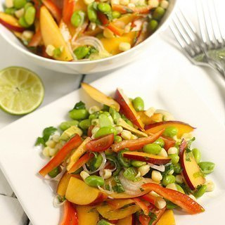 Summer Harvest Vegetable Ceviche