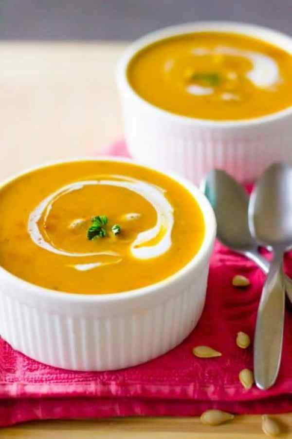 10 Pumpkin Recipes for Meatless Monday|Craving SOmething Healthy