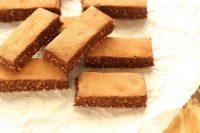 Vegan German Chocolate Power Bars|Craving Something Healthy