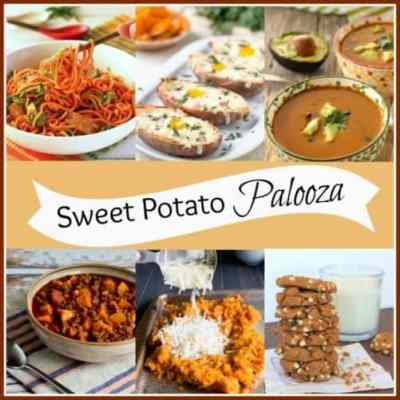 Sweet Potato-Palooza
