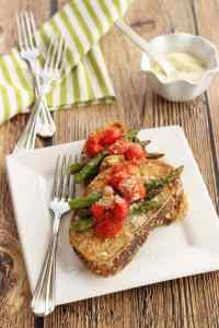 Savory French Toast with Caramelized Vegetables|Craving Something Healthy