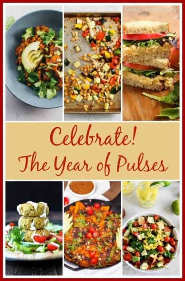 16 Ways to Celebrate PulsesCraving Something Healthy