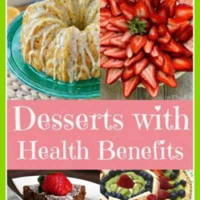 Desserts with (Health) Benefits