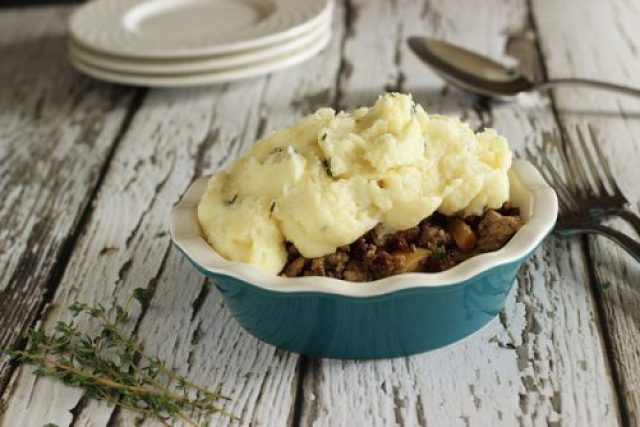 Skinny Low Carb Shepherd's Pie|Craving Something Healthy