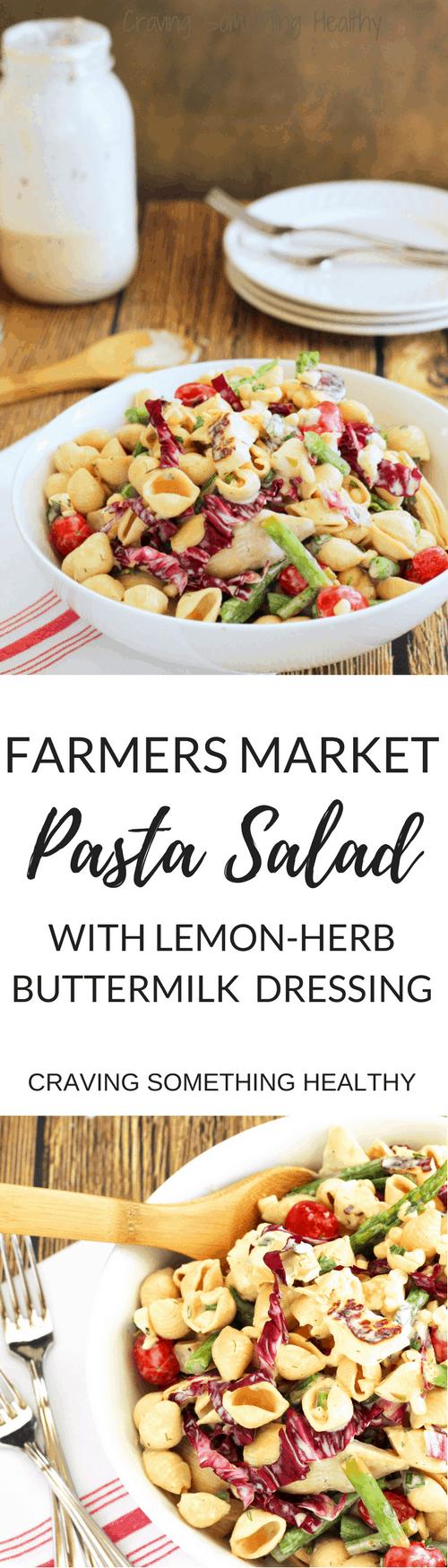 Watch Farmers Market Pasta Salad video